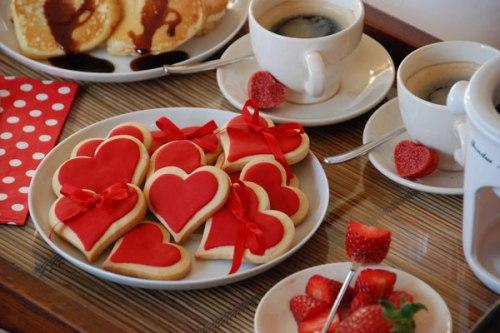 Kit desayuno san valetín