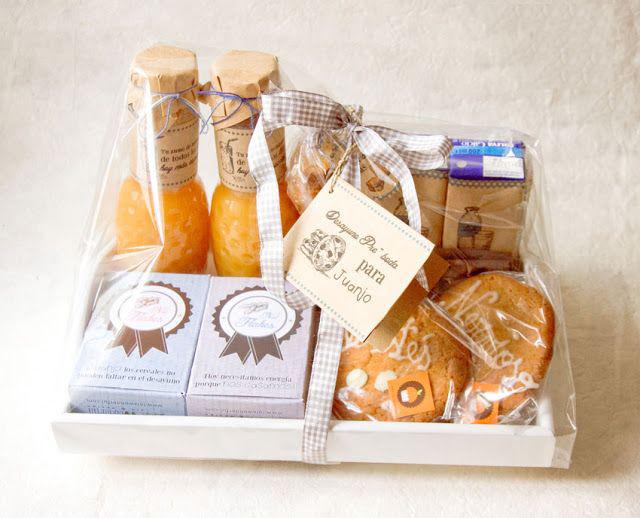 Kits para regalar a los invitados de boda - Detalles de bienvenida ...