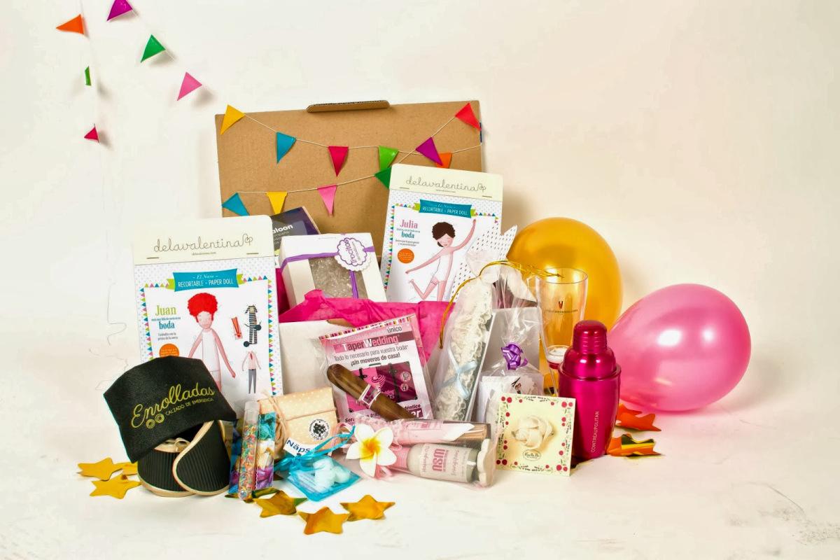 Kits para regalar a los invitados de boda - Ideas para regalar en reyes ...