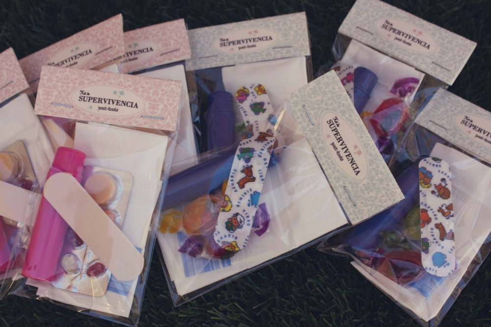Kits para regalar a los invitados de boda - Regalos invitados de boda ...